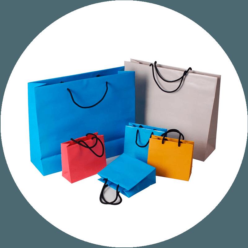 adhesivos para bolsas de papel