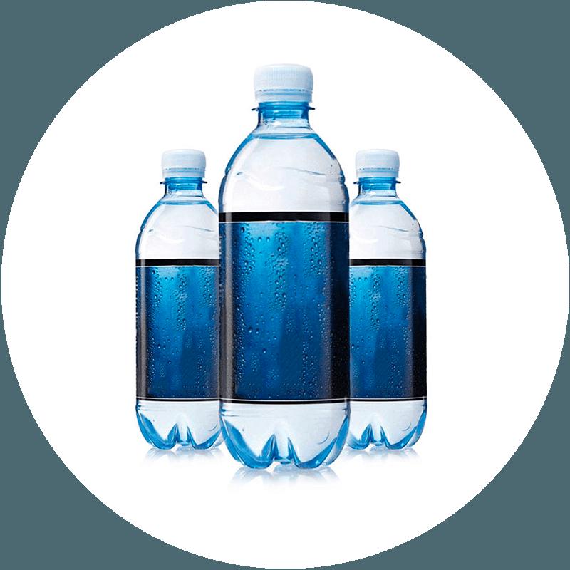 adhesivos botellas etiquetado