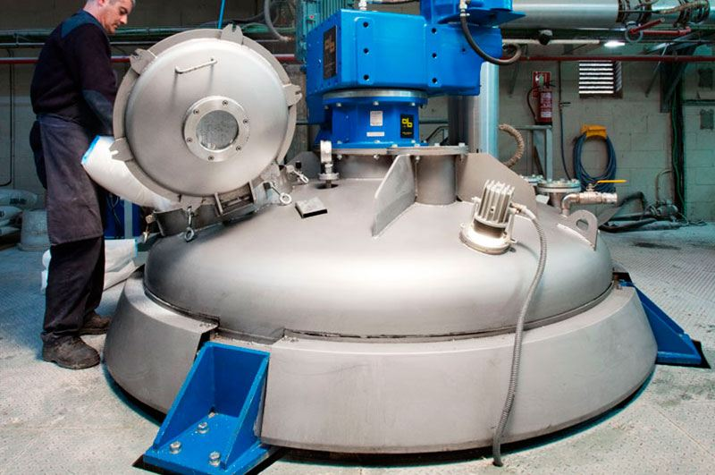 maquinas fabrica de adhesivos